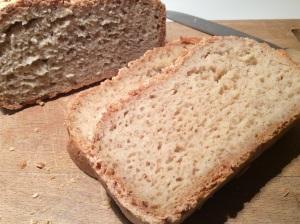 pain farine de manioc et d'amarante