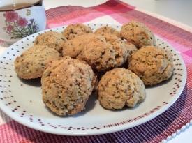 cookies au citron et graines de chia
