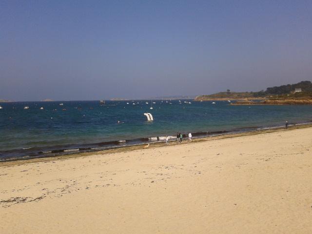 baie plage